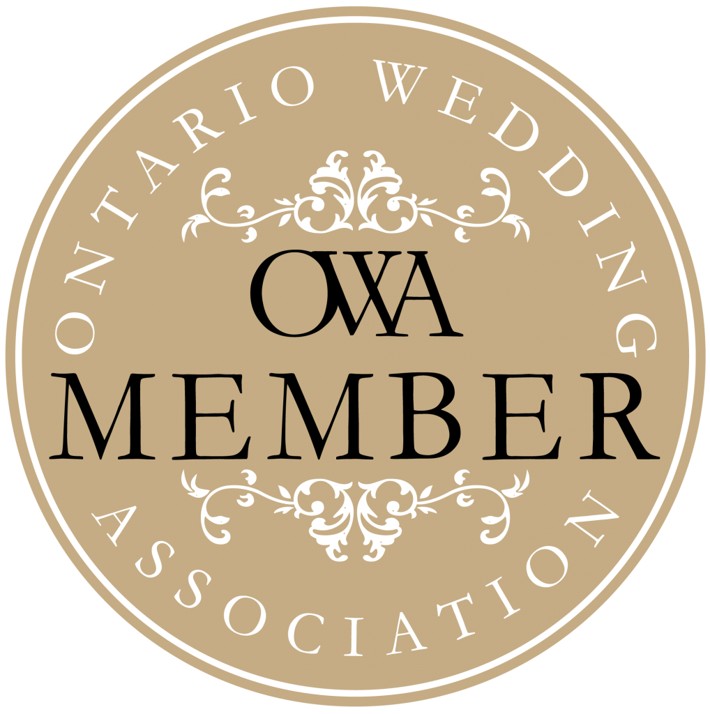 member of the ontario wedding association